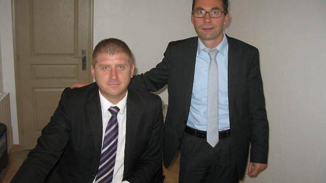 Sylvain Lancien et Damien Le Duc, courtier en prêts immobiliers sur Vannes et Auray en Bretagne 56